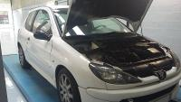 Changement du calculateur sur une Peugeot 206