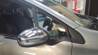 Remplacement d'une custode sur un Peugeot 2008