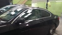 Dépose de film sur une BMW 335d