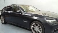 Dépose de films sur une BMW serie 7