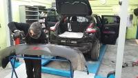 Installation Radar de recul  Nissan Juke.