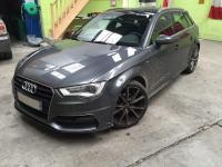 Installation Wikango sur Audi a3