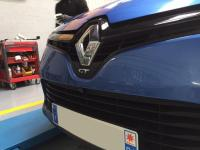 Instalation d'une camera de recule sur une Renault Clio