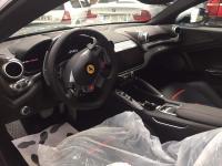 pose geolocalisation Ferrari gtc4 lusso