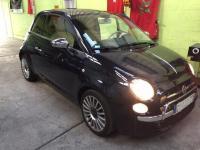 Vitres teintées Fiat 500