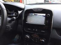 Installation camera de recul arriere et avant Renault clio4