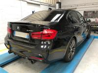 Pose de spoiler avant M performance Bmw 340i