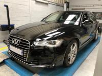 Pose de film teintées Audi a6 3.0 tdi