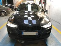 Pose ajout accesoire lame avant ///M Performance Bmw 340i F30