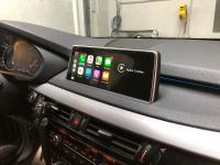 Installation systeme APPLE CARPLAY BMW X5 F15