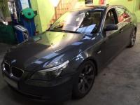 REMPLACEMENT PARE BRISE BMW 530D e60