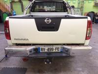 Installation Radar de recul  Nissan NAVARRA