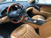 Recherche panne éléctrique Mercedes Sl 350 amg