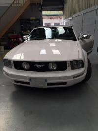 Remplacement autoradio Ford Mustang v6