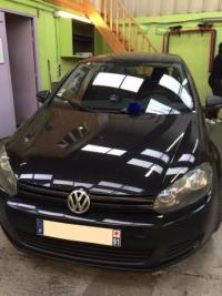 REMPLACEMENT PARE BRISE VW GOLF 6